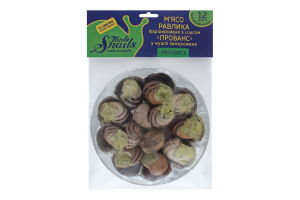 Мясо улитки фаршированное с соусом в ракушке Прованс Tante Snails м/у 140г