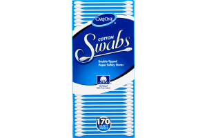 CareOne Cotton Swabs