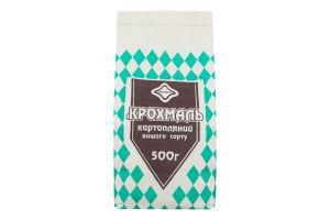 Крохмаль картопляний Ортопрот м/у 500г