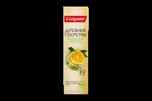 ЗП COLGATE Стародавні секрети Бездоганна свіжість з маслом лимону та алое 75 мл