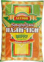 Палички кукурудзяні неглазуровані з ароматом цитрусових Легіон м/у 150г