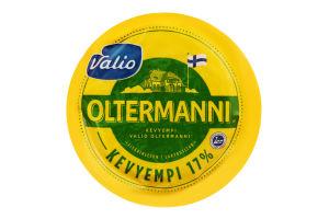 Сыр 17% полутвердый Oltermanni Valio м/у 250г