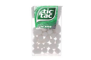Драже со вкусом мяты Tic Tac Ferrero 16г
