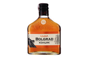 Коньяк 0.25л 40% 4 звезды Bolgrad бут