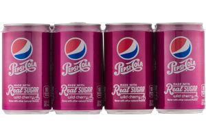 Pepsi-Cola Wild Cherry - 8 PK