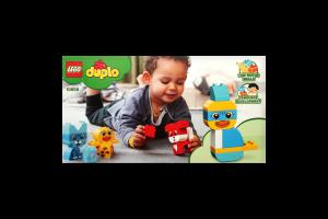 LEGO® DUPLO® My First Мои первые домашние животные 10858