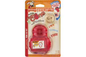 Nylabone Essentials All-In-One NylaCone Treat Toy Bacon/Chicken