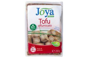 Сыр соевый копченый Tofu Joya в/у 200г