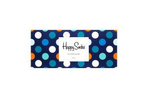 Набор носков женские Happy Socks №XMIX09-6000 36-40 разноцветные