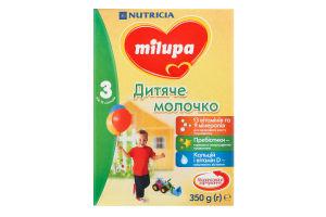 Смесь молочная сухая для детей от 12мес Детское молочко 3 Milupa к/у 350г