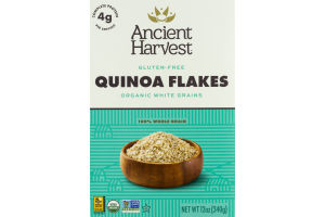 Anceint Harvest Quinoa Flakes Organic White Grains