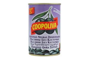 Маслини без кісточки Coopoliva з/б 300г