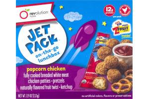 Revolution Foods Jet Pack Popcorn Chicken