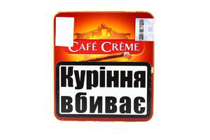 Сигари Cafe Creme Filter Arome (10шт)