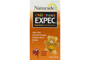Naturade Children's Expec Herbal Expectorant Cherry
