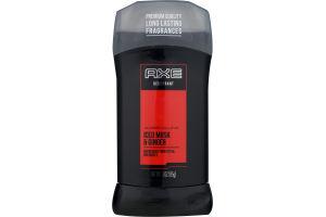 AXE Deodorant Adrenaline Iced Musk & Ginger
