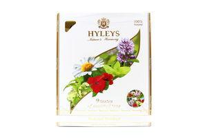 Чай Hyleys Гармонія природи асорті 9 смаків 100п*1,5г