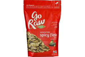 Go Raw Sprouted Spicy Fiesta Seeds