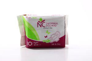 Прокладки гигиенические Comfort Ultra Fresh Light Silk&Dry Normal Clinic 10шт
