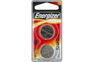 Energizer 3 Volts Batteries - 2 CT