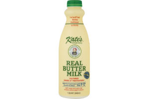Kate's Creamery Real Butter Milk