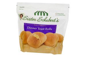 Sister Schubert S Dinner Yeast Rolls 10 Ct Sister Schubert S