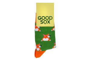 Шкарпетки жіночі GoodSox Corgi №205-30 23-25
