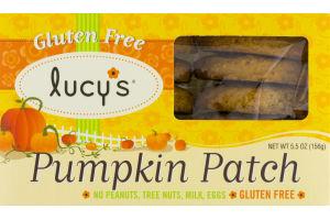 Lucy's Pumpkin Patch Gluten Free Cookies