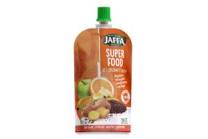Смузі фруктовий з чіа та екстрактом імбиру Super Food Jaffa д/п 120г