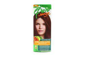 Крем-краска для волос Спелая вишня №43 Фито линия