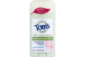 Tom's of Maine Natural Powder Deodorant