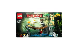 LEGO® NINJAGO™ Битва Гармадона и Мастера Ву 70608