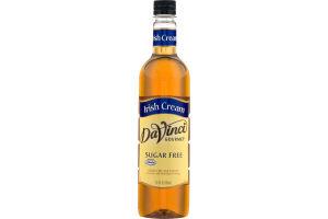 DaVinci Gourmet Sugar Free Irish Cream Syrup