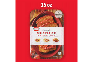 Hormel Homestyle Meatloaf With Tomato Sauce Hormel 37600257565 Customers Reviews Listex Online