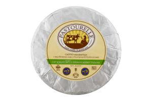 Сыр Pastourelle Бри с прованскими травами 50%