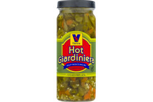 Vienna Hot Giardiniera