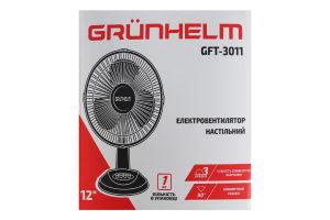 Вентилятор настольный №GFT-3011 Grunhelm 1шт