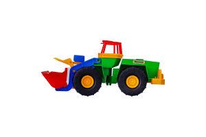 Игрушка для детей от 12мес №39212 Экскаватор Wader 1шт
