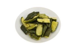 Салат Чудова марка з огірків малосольних (Пікнік) 500г