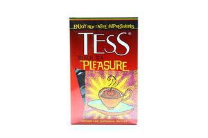 Чай черный шиповник-яблоко Tess 100г