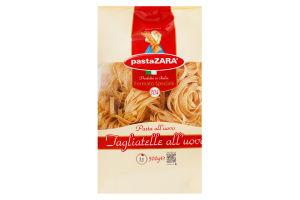Изделия макаронные яичные Tagliatelle Pasta Zara м/у 500г