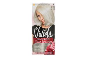 Крем-краска для волос Сияющий блонд The Vivids Color Sensation Garnier