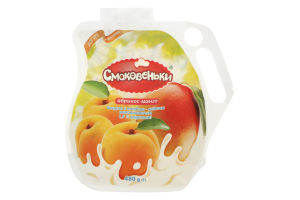 Йогурт Смаковеньки абрикос-манго 1,5% эколин
