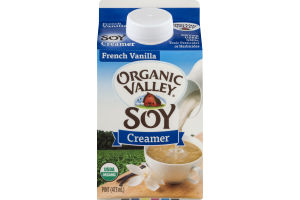 Organic Valley Soy Creamer French Vanilla