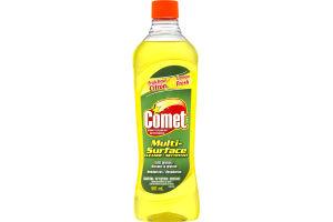 (CN) Comet Multi-Surface Nettoyant Fraicheur Citron, Comet Multi-Surface Cleaner Lemon Fresh