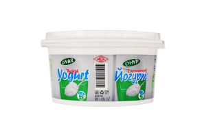 Йогурт Турецкий Onur ст 900г