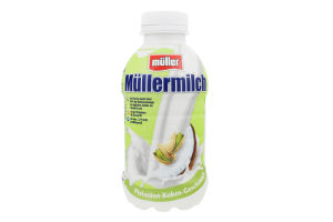 Напиток молочный Mullermilch фисташка кокос 1,5%