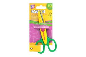 Ножиці Coolforschool для фігурної різки 13,5см