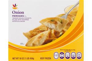 Ahold Pierogies Onion