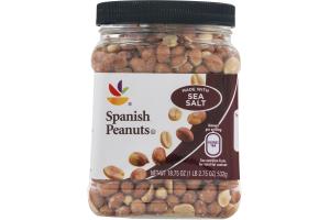 Ahold Spanish Peanuts with Sea Salt